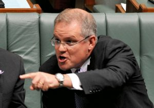 Scott Morrison on catch-up contributions